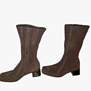 La Canadienne Juliana Boots